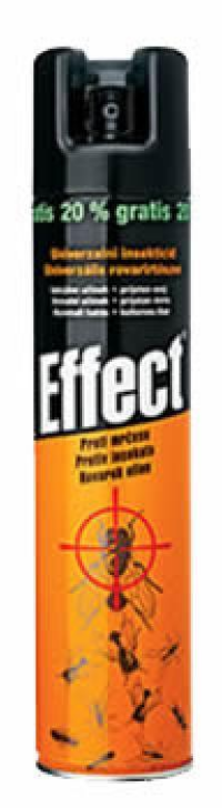 EFFECT UNI insekticíd500ml