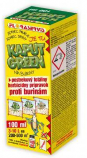 KAPUT GREEN 500ML